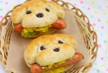 Cute Food: / by Cindy Courter