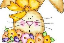 Easter Ideas / by Dianne Mastroine