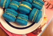 French Macarons / by Amaara Mhmd