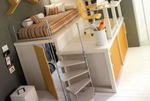Design - Compact Furniture / Furniture intelligently designed to increase your internal square footage / by J Train