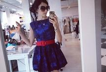Dresses I Adore / by Dacie McGill {Nerd Fashionista}