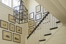 Staircases / There is something very grand about a staircase / by Nicole Tattersall