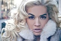 We love Rita Ora  / by Curlformers
