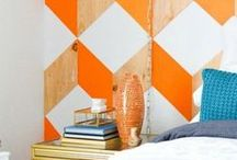DIY * Wall Treatments / by Dream a Little Bigger