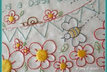 Cross stitch and Embroidery / by Mandi Lane