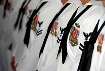 Uniforms / by America's Navy