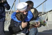 Welcome Home / by America's Navy