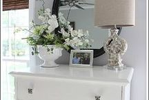 Home decorating / My idea catalog. / by Judy Rogers