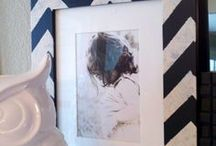 DIY Home Decor and Crafts / by Shannon Euteneuer