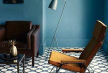 -{ interiors }- / Interior design and decor / by Paul Martin