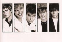 Duran Duran / by Margo Oetliker