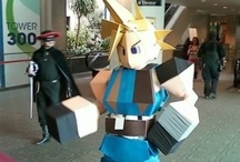 Cosplay/Costumes / My fave Cosplay and Costumes on the internets! / by Brandi Williams