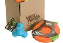 Zogoflex® Durable Dog Toys / by West Paw Design