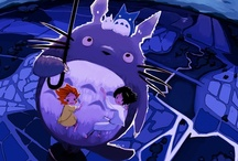 Studio Ghibli / All the great Studio Ghibli stuff I can find / by Brandi Williams