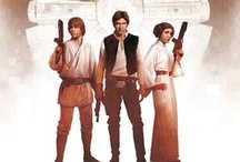 Star Wars Strikes Back / May the Force be with you / by Brandi Williams