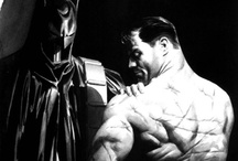 Batman, Friends and Foes Part 2 / Been reading and watching Batman my whole life.   / by Brandi Williams