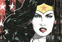 Wonder Woman / by Brandi Williams