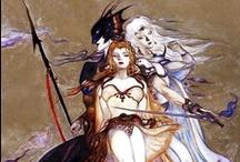 Final Fantasy - II / Remembering when Final Fantasy was good! / by Brandi Williams