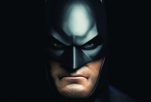 Batman, Friends and Foes Part 3 / by Brandi Williams