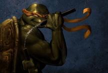 Teenage Mutant Ninja Turtles / by Brandi Williams
