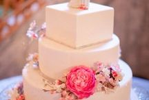 Fantastic wedding cakes / Oh the many talented cake makers! My hat goes off to you all. / by Couture Keepsakes