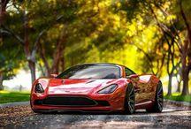 My fancy car / by Nasim