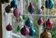 Holiday Tree Ornaments / by Camilla Shireman Peper
