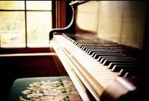 Pianos / by Stacey Mullen
