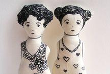 Soft dolls / by Jenene Mortimer
