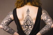 Tattoos / by Paulina Cassimus