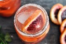 DRANKZ / Alcoholic and Non-Alcoholic Liquid Goodness / by Paulina Cassimus