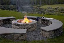 Outdoor Living =) / Back yards ideas, landscaping, gardening, etc / by Mandi Van Winkle
