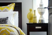 Yellow Home Ideas / by ~ Tangerine Doll ~