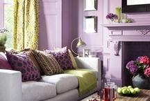 Purple Home Ideas / by ~ Tangerine Doll ~