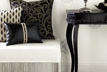 Black & White Home Ideas / by ~ Tangerine Doll ~