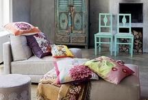 Global International Home Decor Ideas / by ~ Tangerine Doll ~
