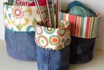 Craft & Sewing Ideas / by Elsa Muñoz