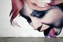 street art / by Isabel Loureiro