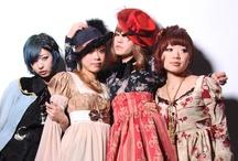 Japanese Street Fashion  / by ~ Tangerine Doll ~