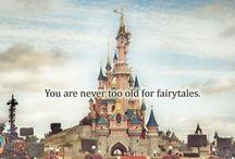 Disney / by Marissa Erickson