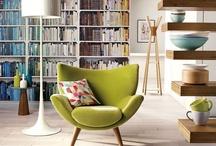 Reading & Relaxing Corner Design / by ~ Tangerine Doll ~