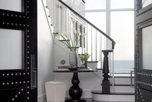 Entry & Hallway Design / by ~ Tangerine Doll ~
