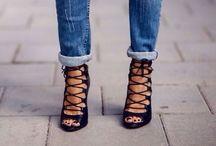 Shoes / by Gurki Basra