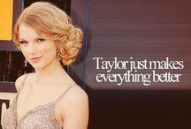 Taylor Swift❤ / by Marissa Erickson