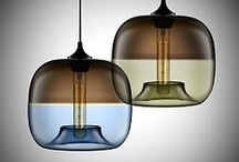 Enlighten Me: Lamps and Lights / Lamps, Lamp Shades, Pendants, Candles, Candle holders, Chandeliers, Lanterns. Retro, Vintage, Mid-Century, Scandinavian. / by Nina Elle