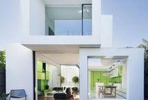 Contemporary House / by Josefina Pedre & luisa McClelland