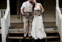 Mr. & Mrs.  / by Billie Franks