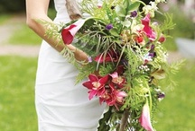Floral Waterfalls / by H.Bloom Weddings