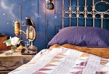 Bedrooms / by Offbeat Home & Life
