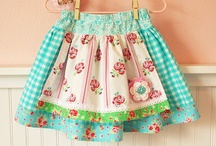 Aprons & Skirts / by Shannon Roberts w/Charming Details
